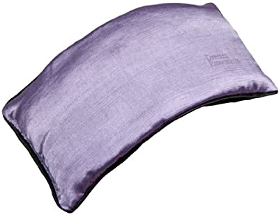Dream Essentials Lavender and Flax Filled Eye Pillow, Lavender by Dream Essentials