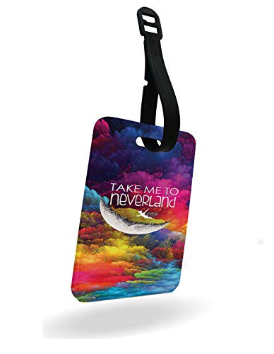 Take me to Neverland Passport Cover and Luggage Tag
