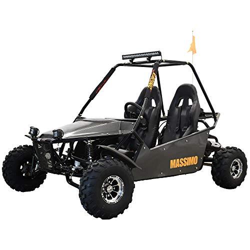 Massimo GMK 200CC Go Kart