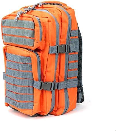 OSAGE RIVER Fly Fishing Backpack Tackle and Rod Storage Orange product image