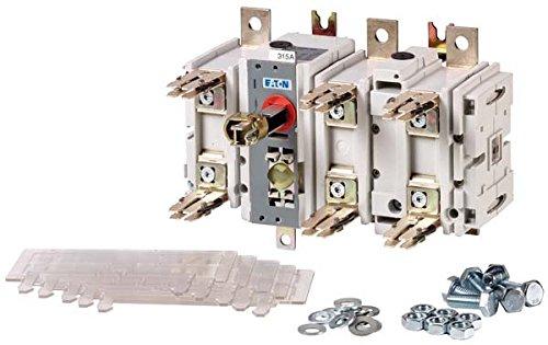 Eaton 1318548 Lasttrennschalter mit Sicherung, 3-polig, 315 A, Zwischenbau, NH1/NH2