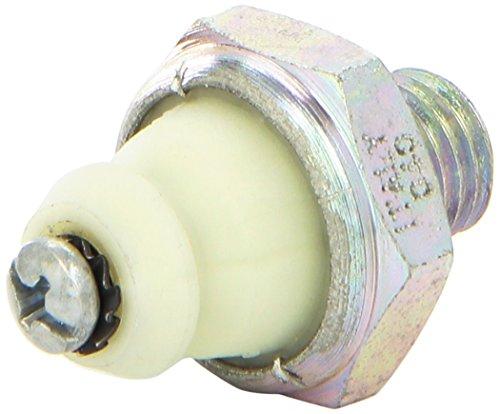 HELLA 6ZL 009 600-021 Indicateur de pression d'huile - 12V - Nombre de connexions: 1 - Ouvreur - Couleur: blanc comme du lait