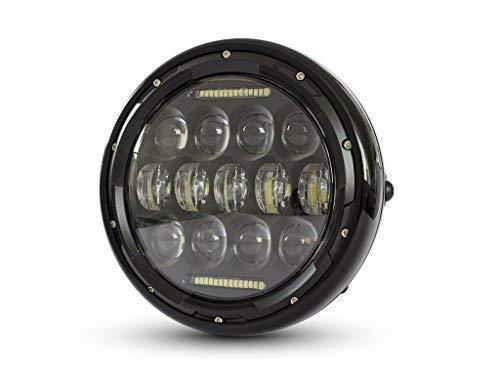 Moto Proyector LED Faro 7.5 inch para Café Corredor Retro Proyecto Personalizado