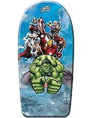 Lively Moments Bodyboard 94 cm Marvel Avengers Assemble Body Board Surfboard Zwemplank golvende ruiter