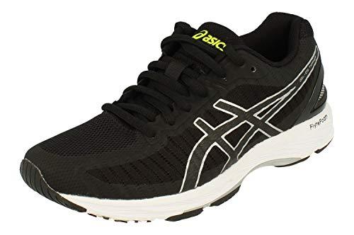 ASICS GEL-DS TRAINER 23 2019 Damen Laufschuhe Running Joggingschuhe T868N-001(BLACK/SILVER,39,5)
