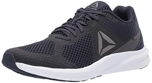 Reebok Men's Endless Road Running Shoe, Heritage Navy/Black/White, 11 M US