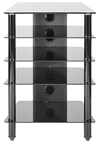 MMT Furniture Designs HFBLK610 - Soporte de pie para