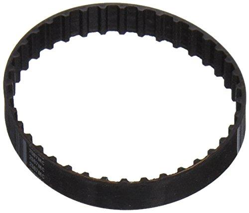 Gates 76XL037 PowerGrip Correa de distribución, extra ligera, paso de 1/5' de ancho, 38 dientes, longitud de paso de 7.60'