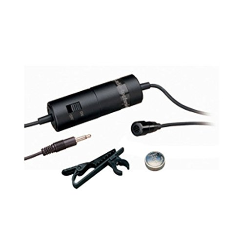 Pro Audio Equipment - AUDIO TECHNICA ATR -3350 Kugel Kondensator Lavalier-Mikrofon