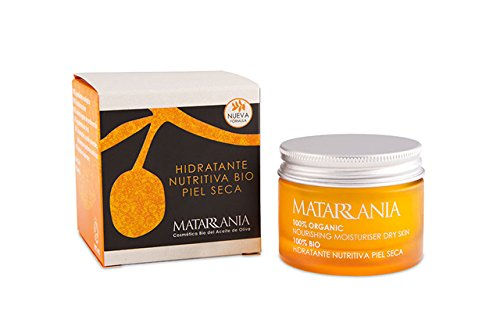 Matarrania – Hidratante Nutri Tiva Bio Piel Seca – Crème hydratante bio – 60 ml