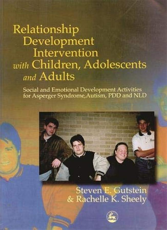 公爵矢じり鳴り響くRelationship Development Intervention With Children, Adolescents and Adults