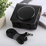 Camera & Photo Retro Style Full Body Camera PU Leather Case Bag with Adjustable Shoulder Strap for FUJIFILM instax Square SQ6 (Black) Camera Cases ( Color : Black )