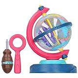 Tenpac Modelo de Globo, Juguete de ensamblaje de Tuerca de Juguete de geografía Mundial para el hogar para Adultos para niños para niños