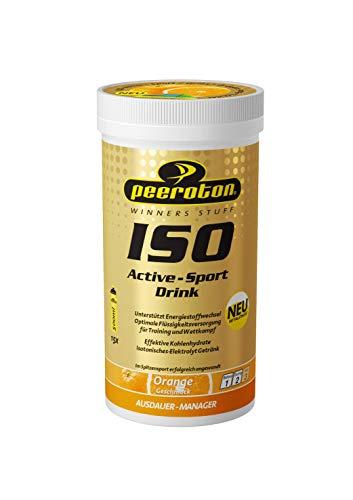 Peeroton ISO Active- Sport Drink Orange 1er Pack (1 x 300 g)