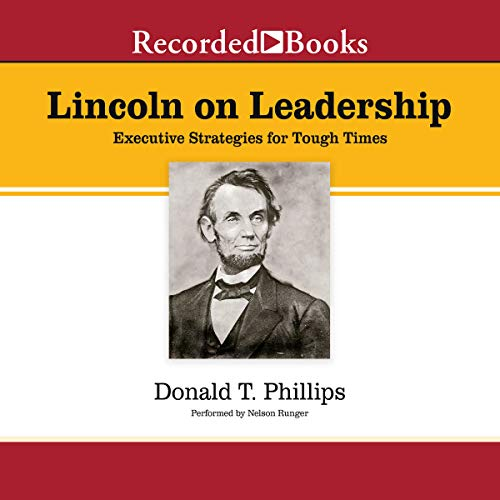 Lincoln on Leadership cover art