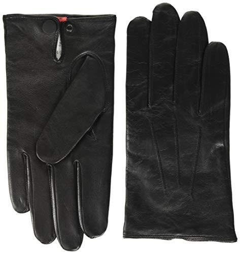 HUGO Herren Hlg 50 Handschuhe, Black (1), 9