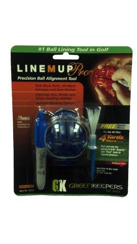 greenkeepers Line M, hasta Pro de bolas de precisión herramienta de alineación