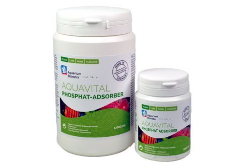 Aquarium Münster aquavital fosfaat adsorber 1000 ml