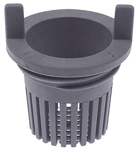 Sammic - Filtro para lavavajillas SL-290B, SL-550BP, SL-550B, SL-350B (altura: 50 mm, diámetro: 59 mm, diámetro interior: 39 mm)