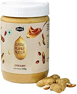 Gleen'z Healthy and Tasty Everyday Classic Peanut Butter Creamy (510g)