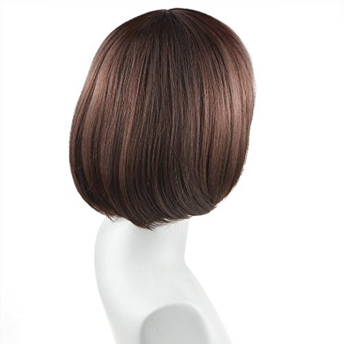 OFFicial mail order Max 66% OFF Bob Wig Costume Accessory