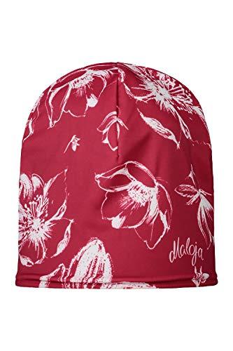 Maloja W Parfurggam. Beanie Pink, Damen Kopfbedeckung, Größe One Size - Farbe Alprose