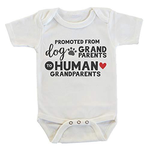 Grandparents Pregnancy Reveal Onesie/Bodysuit