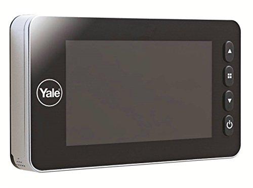 Yale 45–5800–1443–00–60–01Mirilla 5800Coche Imaging, Plata