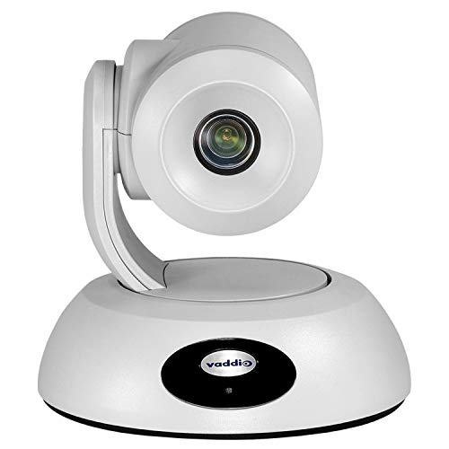 Best Prices! Vaddio RoboSHOT 30E AVBMP PTZ Camera with 30x Zoom, White