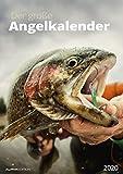 Der große Angelkalender 2020 - Bildkalender (30 x 42) - mit Zusatzinformationen aus der Anglerwelt...
