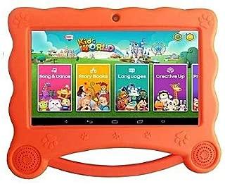 CCIT K8 Kids Tablet 7inch Android 7.0 16GB ROM 1GB RAM Wi-Fi Orange