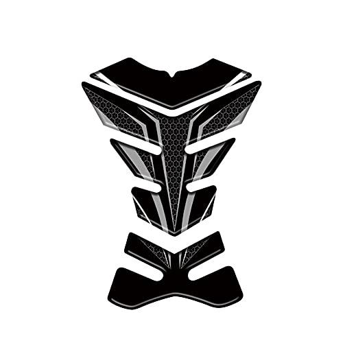 Protector DE Tanque Moto para Kaw&asaki para Su&zuki para B-M-W para Apply to para Yam-AH-A para D-UC-ati para CFMOTO para Benelli Universal Motocicleta 3D Pegatina para Almohadilla De Tanque