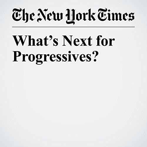What's Next for Progressives? copertina