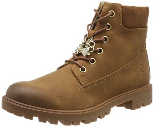 Tamaris Damen 1-1-25283-23 440 Combat Boots, Braun (Nut 440), 37 EU