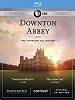 Downton Abbey: The Complete Collection (Masterpiece) [Blu-ray]