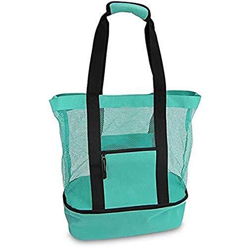 Camping Picknick Tasche Wasserdichte Isolationstasche for den Außenbereich, Mehrzweck-Picknick for die Umwelt Outdoor-Reisen Strand Camping Isolationstasche Eisbeutel Lunchbag Tragbare Isolationstasch