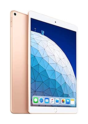 Apple iPad Air 3 (2019) 64GB Wi-Fi - Gold (Renewed)