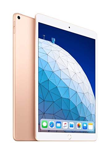 Apple iPad Air 3 (2019) 64GB Wi-Fi - Gold (Renewed)