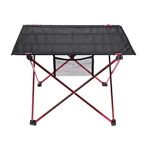 OHHCO Silla de camping al aire libre ultraligera portátil plegable mesa de camping mesa de picnic al aire libre barbacoa sillas de pesca plegable escritorio silla de asiento plegable