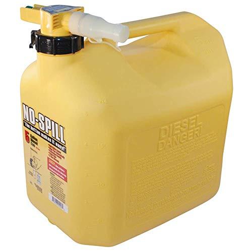 No-Spill - Streumaschinen in gelb, Größe 1 Pack