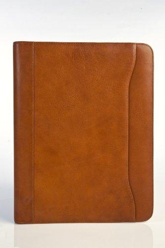 Padfolio Holder Cover Case Business Writing Pad Resume Portfolio Italian Leather