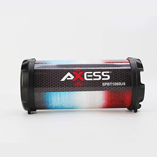 AXESS SPBT1079US Portable Bluetooth Speaker