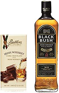 Bushmills Black Bush irischer Whiskey  Whiskey Schokolade