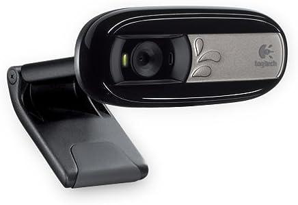 Logitech Webcam C170 Webcam 5 megapixel USB con microfono integrato, Compatibile con Skype/MSN/Facebook - Trova i prezzi più bassi