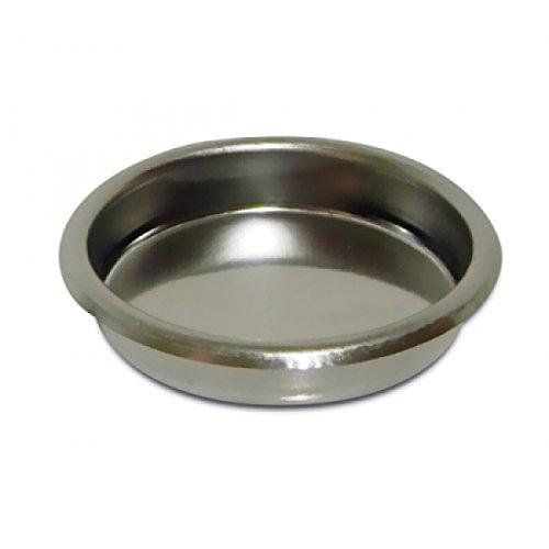 Luxpresso Blindfilter/Blindsieb 60 mm zur Reinigung der Brühgruppe, Edelstahl