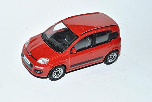 mächtig Bburago Fiat Panda Red 5 Türer 3. Generation ab 2012 Modell Typ 3191/43