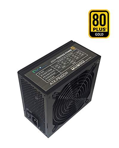 Apevia Prestige 600 W 80+ Gold Certified ATX Power Supply
