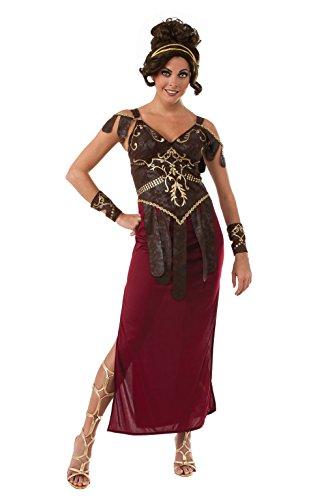 Rubie's officiële dames Glamazon Roman Lady volwassene kostuum - klein