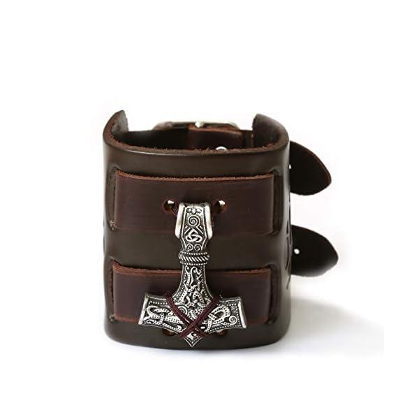 HAQUIL Viking Bracelet for Men 1