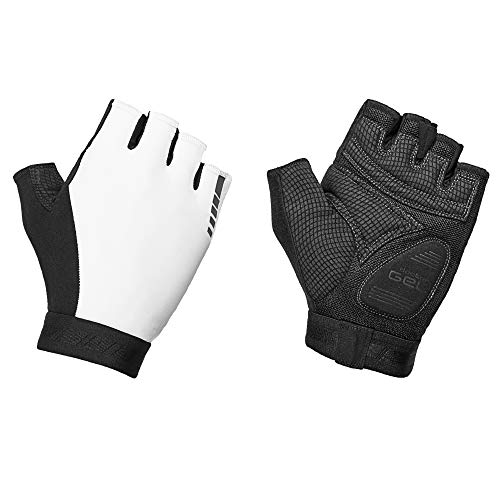 GripGrab WorldCup 2nd Edition Cycling Gel Padded Short Half Finger Shock-Absorbing MTB...